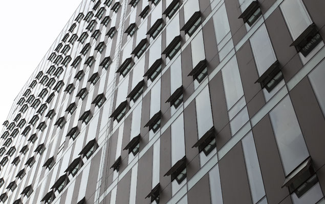 neolith neolith cladding used in high rise urban buildings neolith