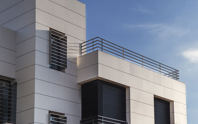Neolith Neolith Used To Clad Residential Buildings Can