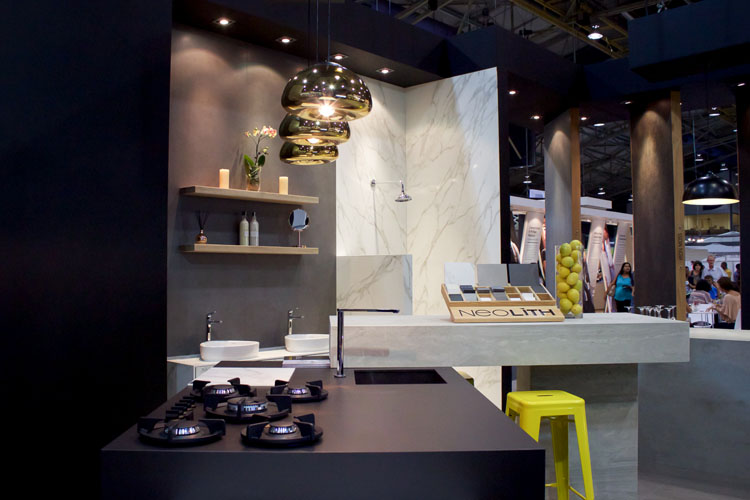 Neolith Neolith Wins Best Stand Award At Decorex Durban