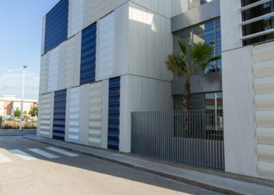 Neolith Office Building Valencia