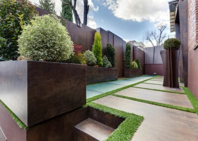 Private Residence Madrid Neolith