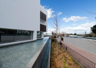 Private Residence Somosaguas Neolith