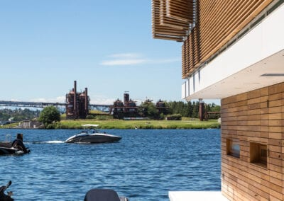 Floating Home Seattle